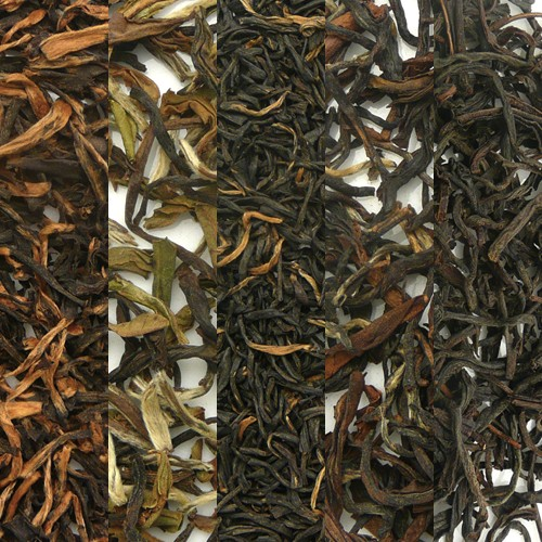 Black Tea Sampler Image