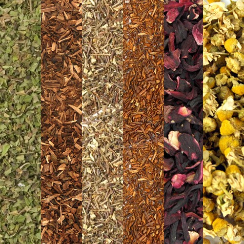 Herbal Tea Sampler Image
